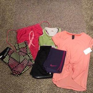 The athletic girl bundle!
